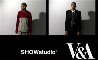 "Showstudio + V&A ""Forays into Fashion Film"", 2008"